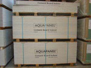 Aquapanel vízálló cement lap