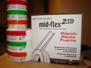MID-FLEX élvédő bandázs szalag