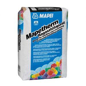 Mapei Mapetherm polisztirol ragasztó