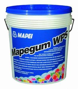 Mapei MAPEGUM WPS kenhető vízszigetelés