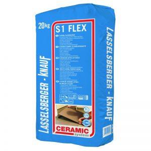 S1 Flex - prémium kategóriás csemperagasztó