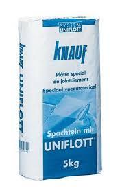 Knauf UNIFLOTT beltéri glettelő gipsz