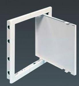 műanyag reviziós ajtó