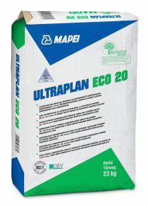 MAPEI Ultraplan ECO 20 önterülő aljzatkiegyenlítő