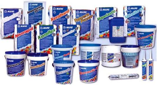 Mapei termékek