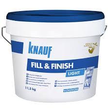 Knauf Fill Finish vödrös glett hézagerősítéshez