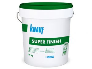 Knauf Super Finish vödrös glett