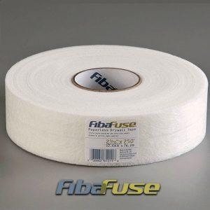 FIBAFUSE üvegszálas hézagerősítő szalag